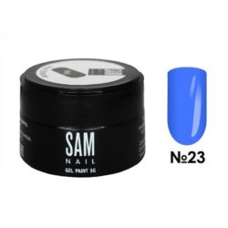 Гель-краска для ногтей Sam Nail 23